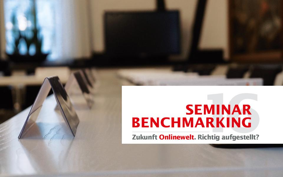 Seminar Benchmarking 2016